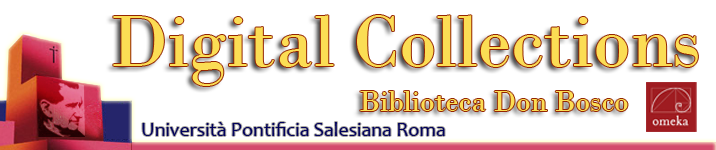Digital Collections Biblioteca Don Bosco